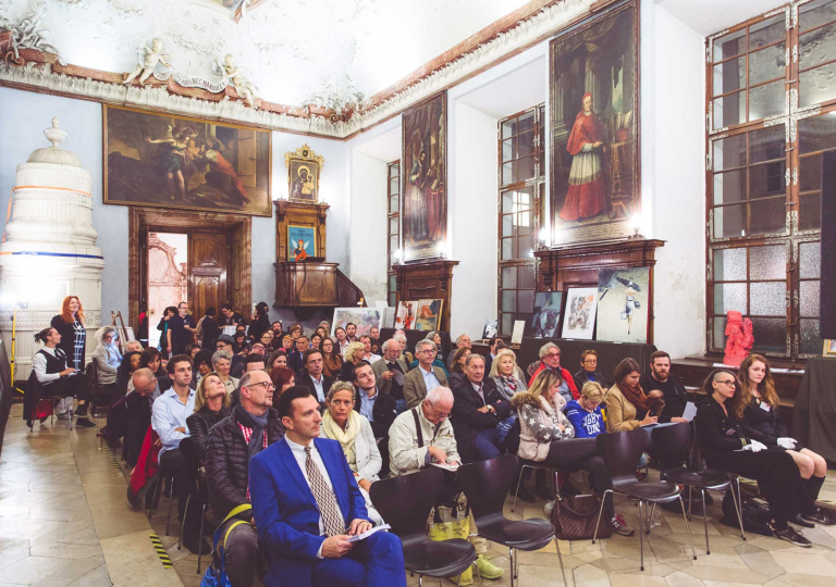 Auktion 2015-2019 Salvatorianer